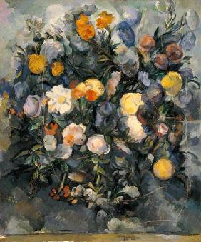 C�zanne, Paul : Flowers