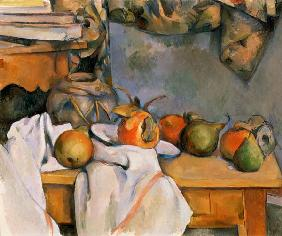 Still life wit.ginger pot