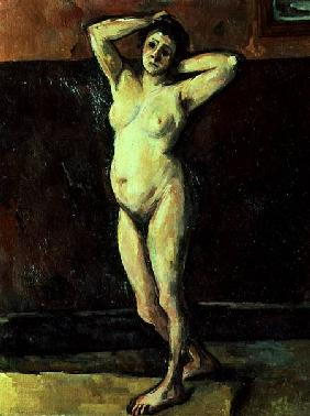 Standing Nude Woman