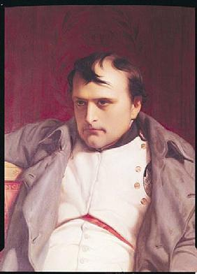 Napoleon (1769-1821) after his Abdication  (detail of 157912)