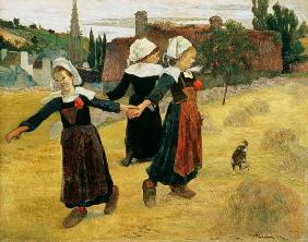 Round Dance Of The Breton Girls