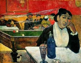 Gauguin, Paul : Night Caf� at Arles