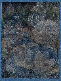 Klee, Paul : The last village in the /(...