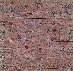 Klee, Paul : The light and quite a lot.