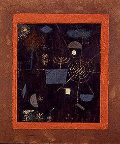 Klee, Paul : Cobweb (the spider)