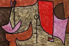 Klee, Paul : Quiet life on the leap day