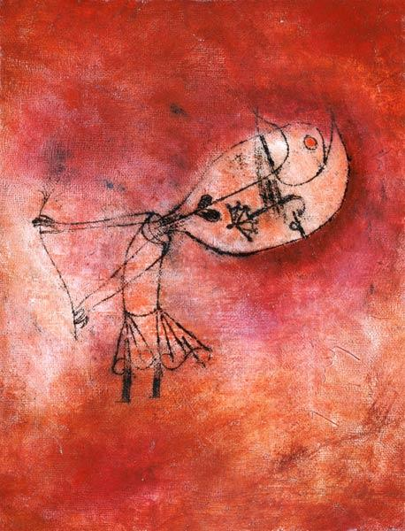 Klee, Paul : Dance the mourning child's...