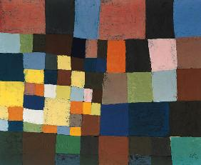Klee, Paul : Polar landscape.