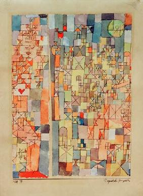 Klee, Paul : Dogmatische Komposition, 1...