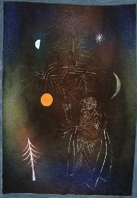 Klee, Paul : Scholar in the working wit...