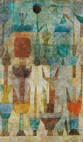 Klee, Paul : Plant early in the morning