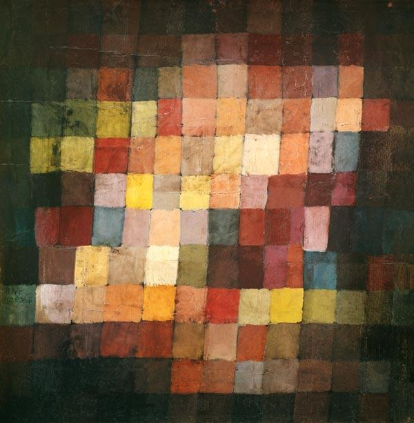 Klee, Paul : Ancient Harmony, 1925 (no ...