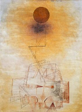 Klee, Paul : Bounds of the intellect.