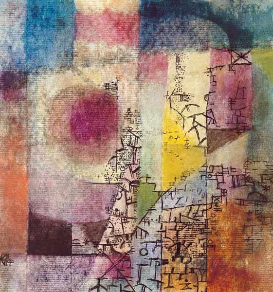 Klee, Paul : Composition