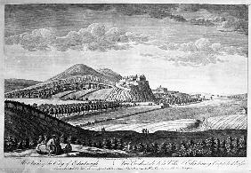 West View of the City of Edinburgh