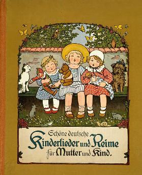 Beautiful German childrens songs and rhymes for mother and child