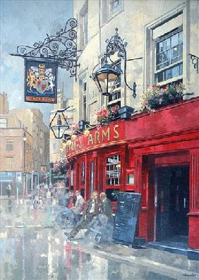 The Kings Arms, Shepherd Market, London