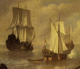 The Landing of the Prince of Orange