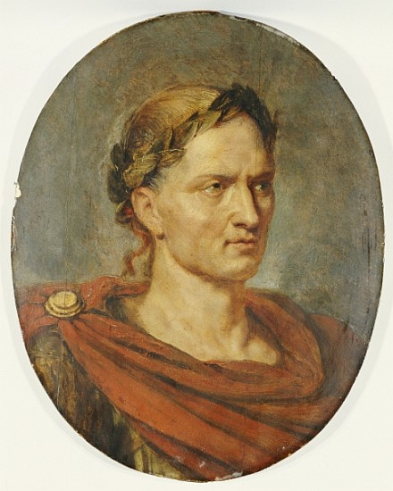 The Emperor Julius Caesar Peter Paul Rubens As Art Print