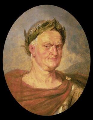 The Emperor Vespasian Peter Paul Rubens As Art Print Or