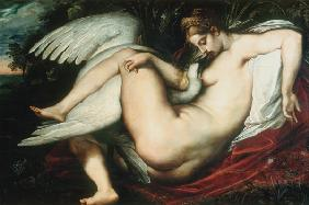 Leda with the swan