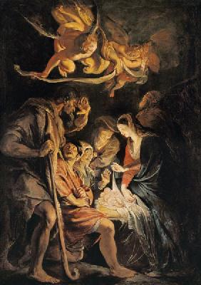 The birth Christi.