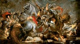The Victory and Death of Decius Mus