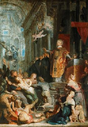 Rubens, Peter Paul : The wonders of the St. Ign...