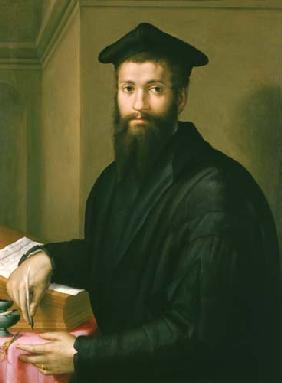 Portrait of the cardinal Giovanni Salviati.