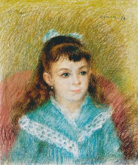 Portrait of a Young Girl (Elisabeth Ma�tre)