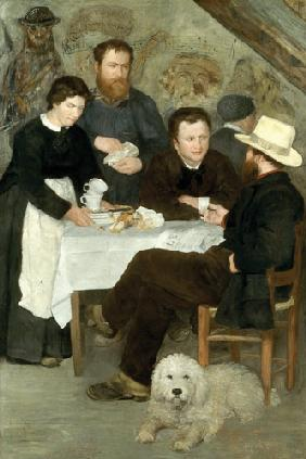 Renoir, Pierre-Auguste : Mother Anthony's Tavern