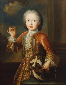 Charles-Alexandre (1712-80) Prince of Lorraine