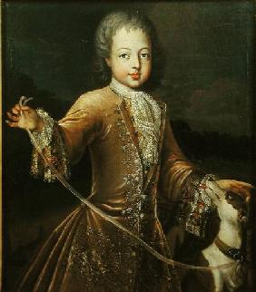 Leopold-Clement (1707-29) Prince of Lorraine