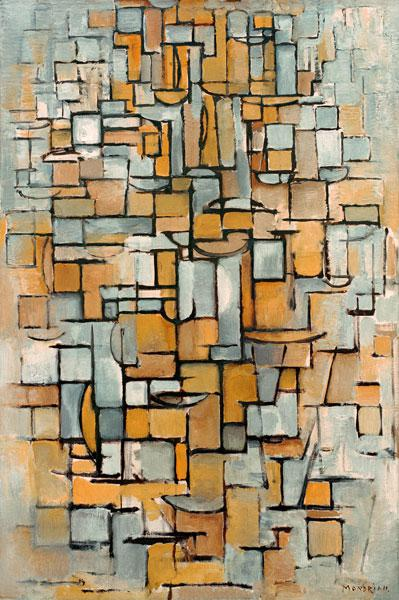 Tableau No. 1; Line Color/1913