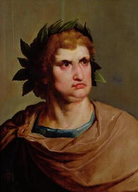 Roman Emperor, possibly Nero (37-68) c.1625-30 (oil on canvas)