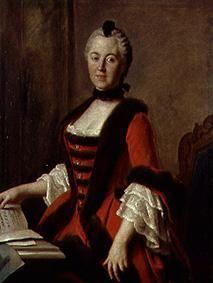 Maria Antonia Walpurgis, health cure princess of Saxony, daughter Karls VII.