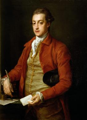 Portrait of the Hon. Lionel Damer