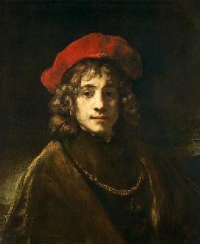 Titus, the Artist's son