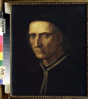 Ghirlandaio, Ridolfo : Portrait of a man