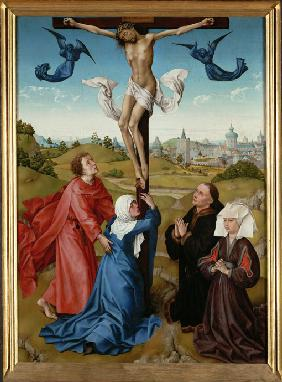 The Crucifixion (The Crucifixion Triptych)