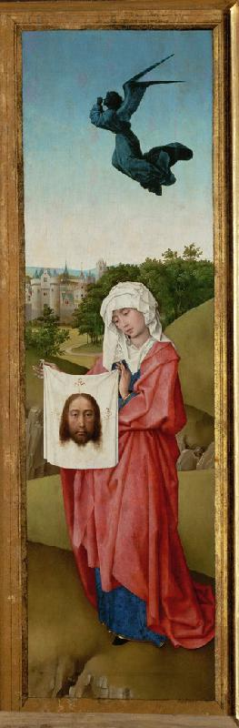 Saint Veronica (The Crucifixion Triptych)