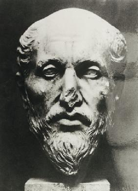 Head of Plotinus (205-270)