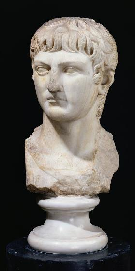Bust of Germanicus (16 BC-AD 19)