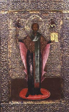 St. Nicholas of Mozhaisk, icon