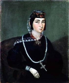 Portrait of Princess Salome Chavchavadze