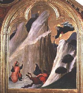 Agostino Saving a Man who Fell from his Horse, from the Altar of the Blessed Agostino Novello