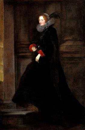 Portrait of Marchesa Geronima Spinola