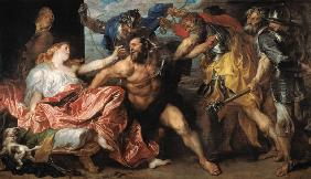 The Arrest of Samson