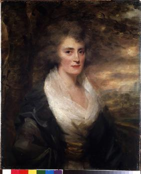 Portrait of Mrs. Elinor Bethune
