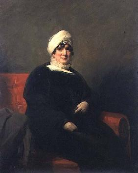 Portrait of Louisa Mackay, daughter of Colin Campbell of Glenure